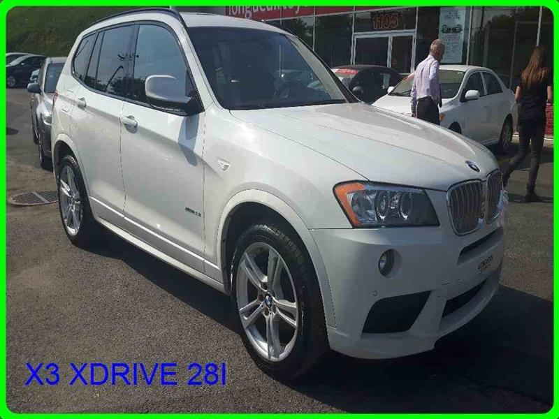 BMW X3 XDRIVE 28I 2014 PREMIUM PACKAGE #370882A