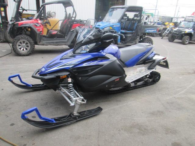 Yamaha APEX X-TX 144 2011