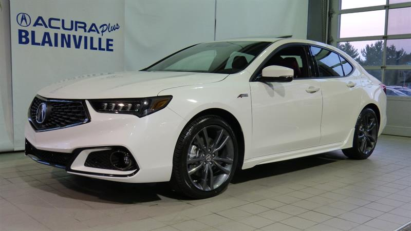 Acura TLX 2018 SH-AWD TECHNOLOGIE ** A-SPEC ** #P5366