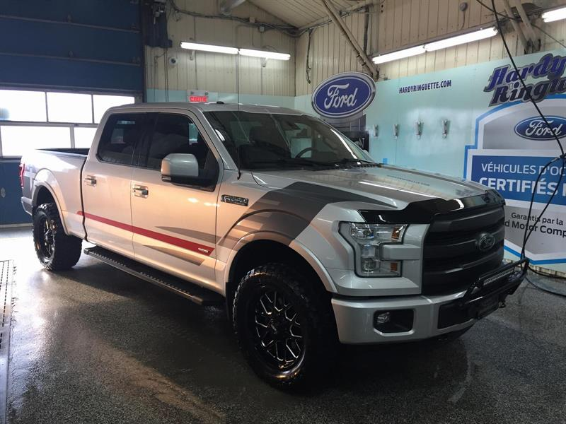 Ford F-150 2015 Lariat #75658A