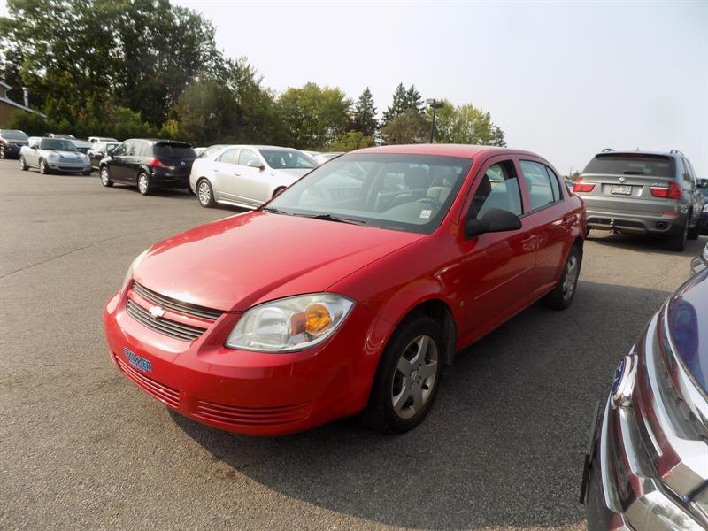 Chevrolet Cobalt 4-dr 2007 LS #PAT072
