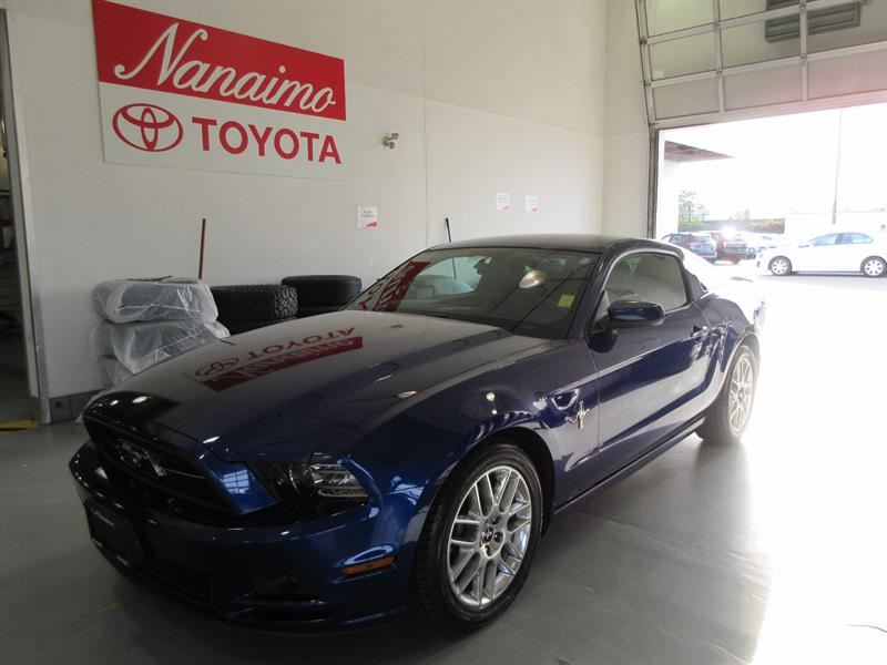 2014 Ford Mustang 2dr Cpe V6 #18799A