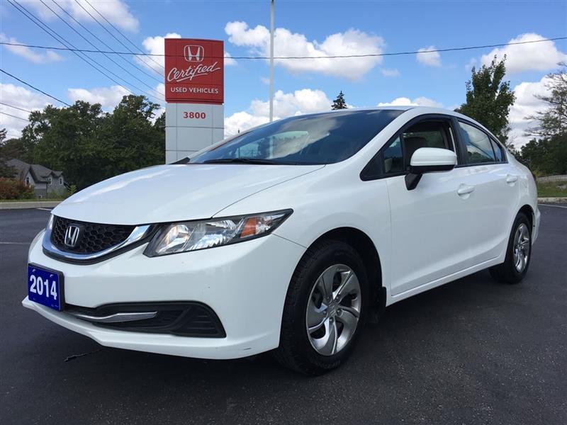 2014 Honda Civic Sedan LX #21347A