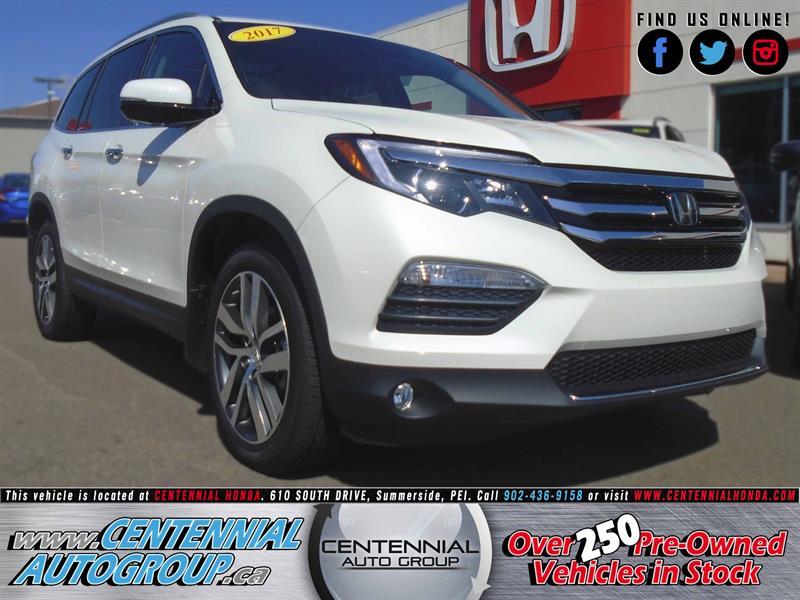 2017 Honda Pilot Touring | 3.5L | V6 | Navigation | Bluetooth #U1599