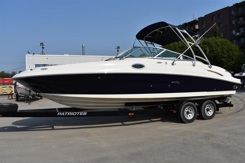 Sea Ray 270 SUNDECK 2005
