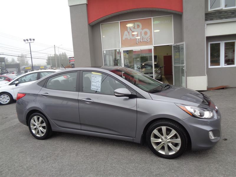 Hyundai Accent 2014 4dr Sdn GLS TOIT/MAG #9226