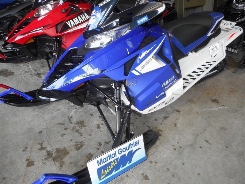 Yamaha SRVIPER 2014