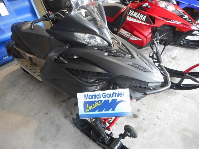 Yamaha Apex 2015