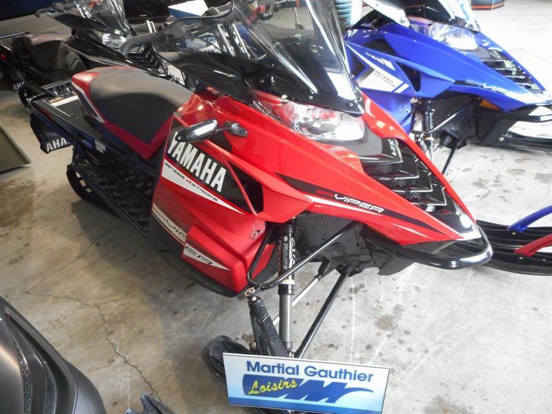 Yamaha SRViper LTX 2014