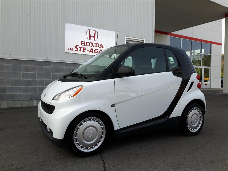 Smart fortwo 2009 2dr Cpe #h187b