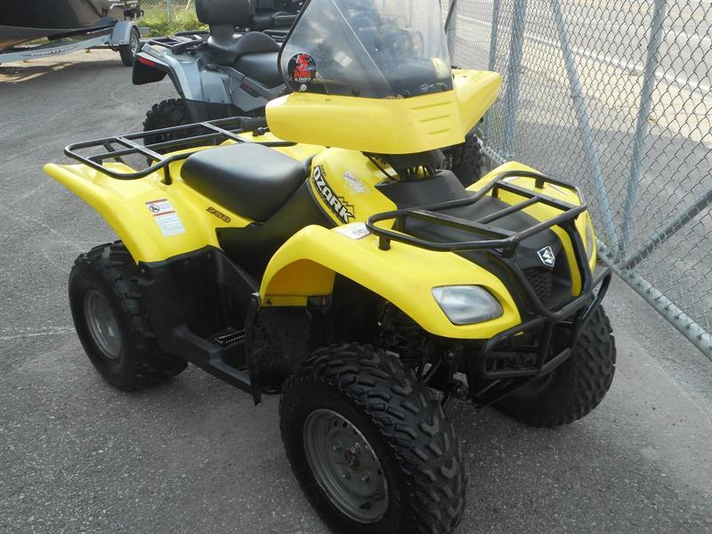 Suzuki Ozark 250 4x2 5-Speed 2003