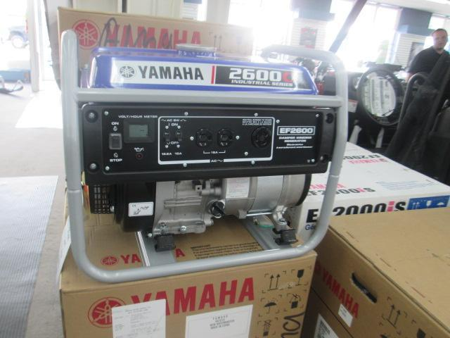 Yamaha EF26C 2017