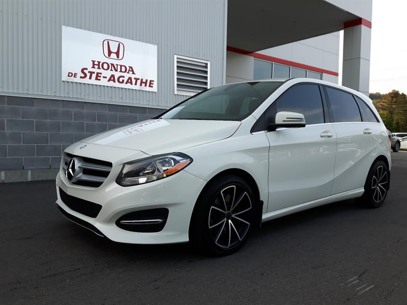Mercedes-Benz B-Class 2015 B 250 Sports 4MATIC ** IMPECCABLE** #h340xa