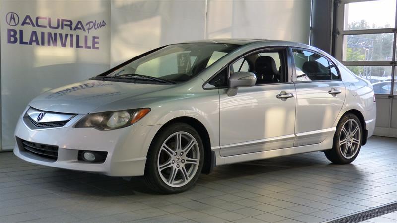 Acura CSX 2009 PREMIUM  #A69351