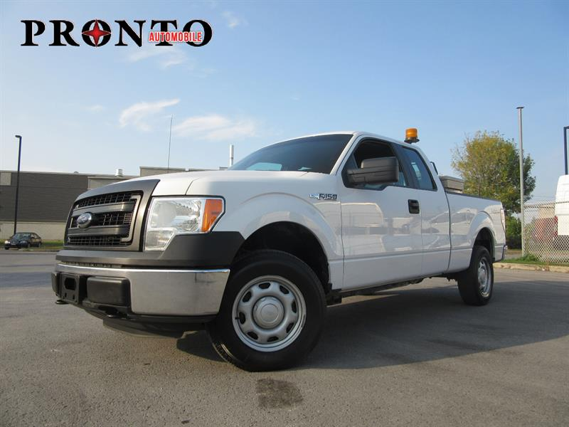 Ford F-150 2013 4WD SuperCab 145  #3455