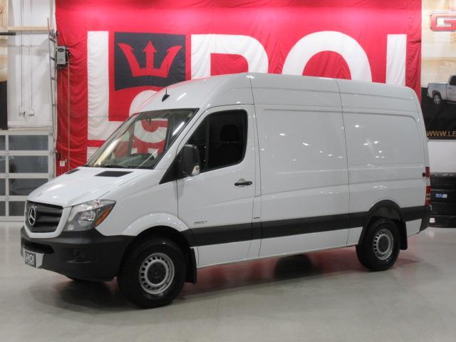 Mercedes-Benz Sprinter Cargo Vans 2014 2500 144 BLUETECH  #A6245