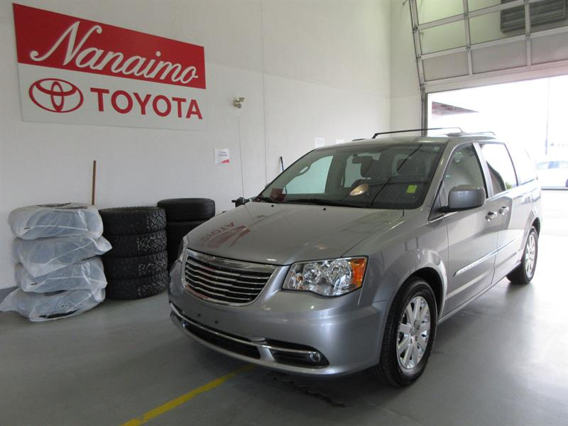 2016 Chrysler Town - Country 4dr Wgn Touring #18844AR