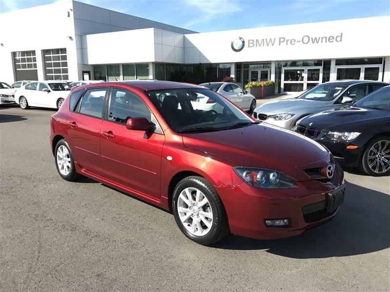 2008 Mazda MAZDA3 GS 5sp #BP459120