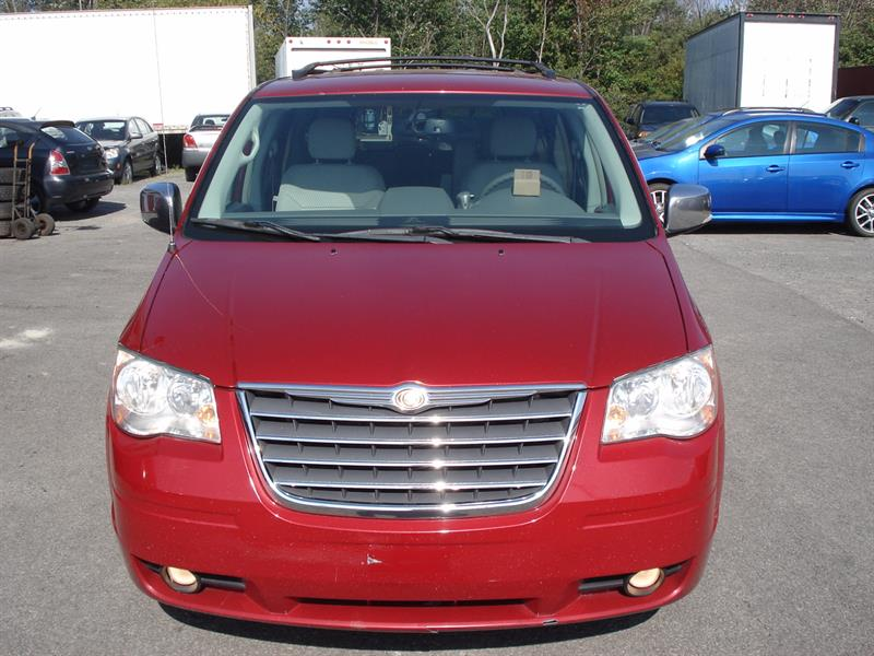 Chrysler Town - Country 2009