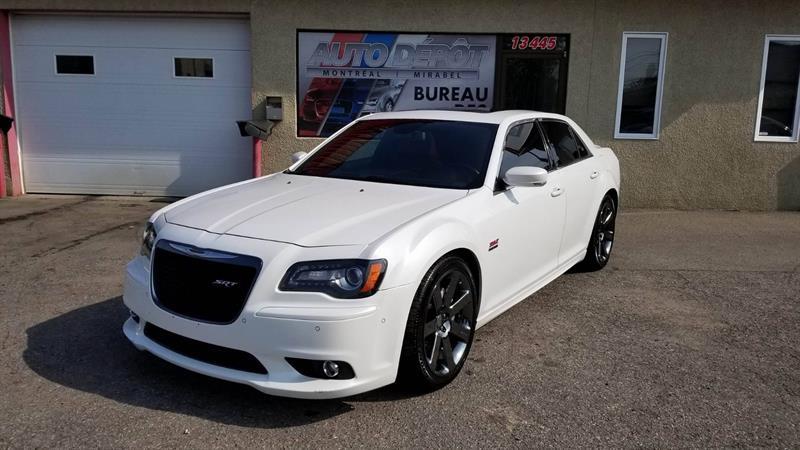 Chrysler 300 2013 SRT8 392 6.4HEMI #5966