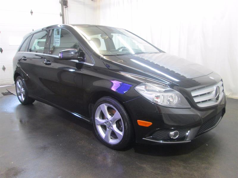 Mercedes-Benz B-Class 2013 B 250 Sports Turbo #7-0909
