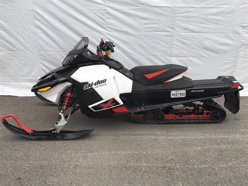 Ski-Doo RENEGADE 1200 X 2011