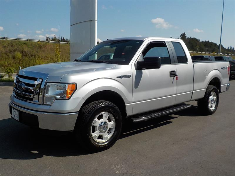 Ford F-150 2012 4WD SuperCab #17126A