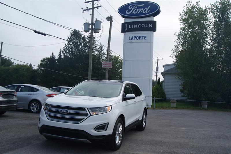 Ford EDGE 2016 SEL AWD #U3522A
