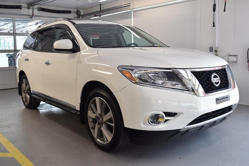 Nissan Pathfinder 2014 Platinum+GPS+AWD #80044A