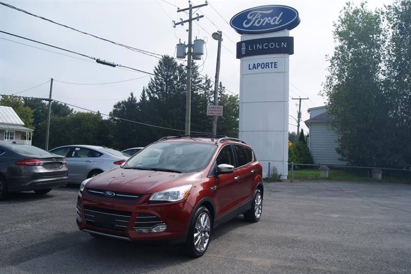 Ford Escape 2015 SE #U3526