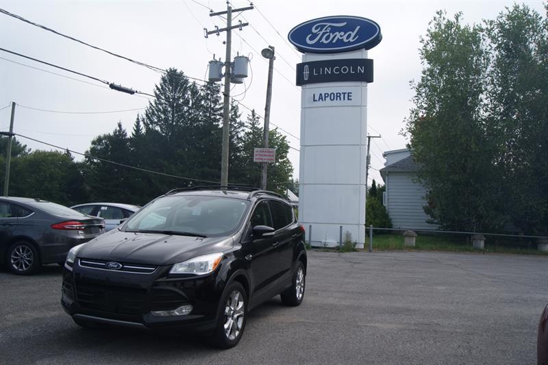 Ford Escape 2013 SEL #17724A