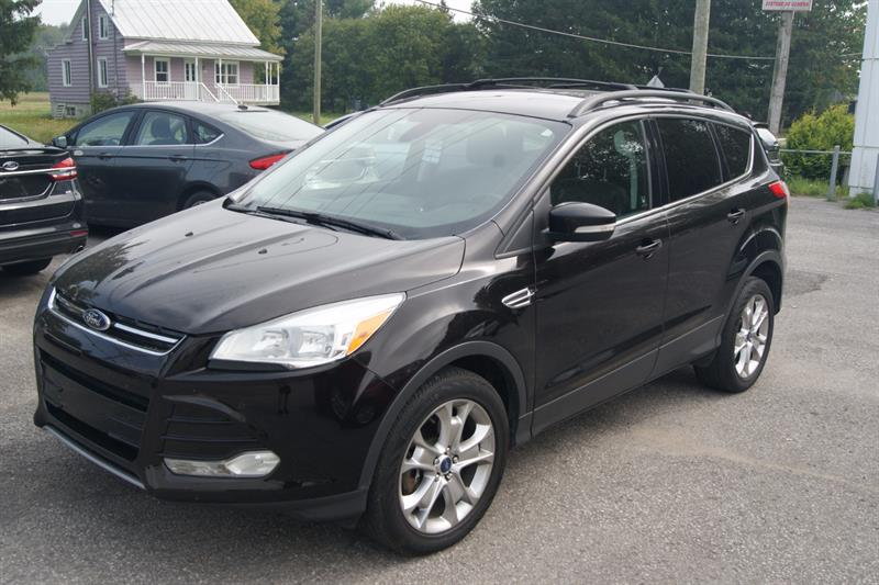 Ford Escape 2013 SEL #17724A