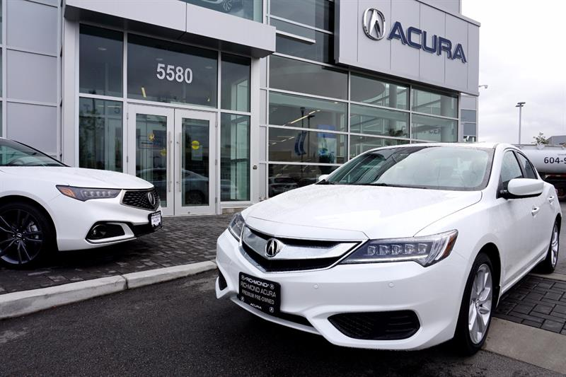 2017 Acura ILX 4dr Sdn Technology #P5773