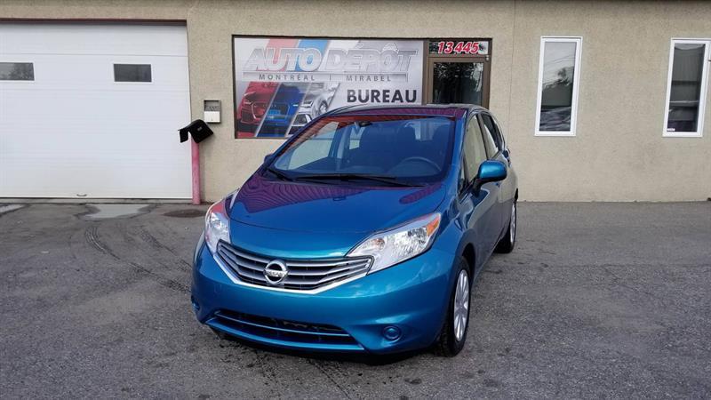 Nissan Versa Note 2014 5dr HB 1.6 #5972