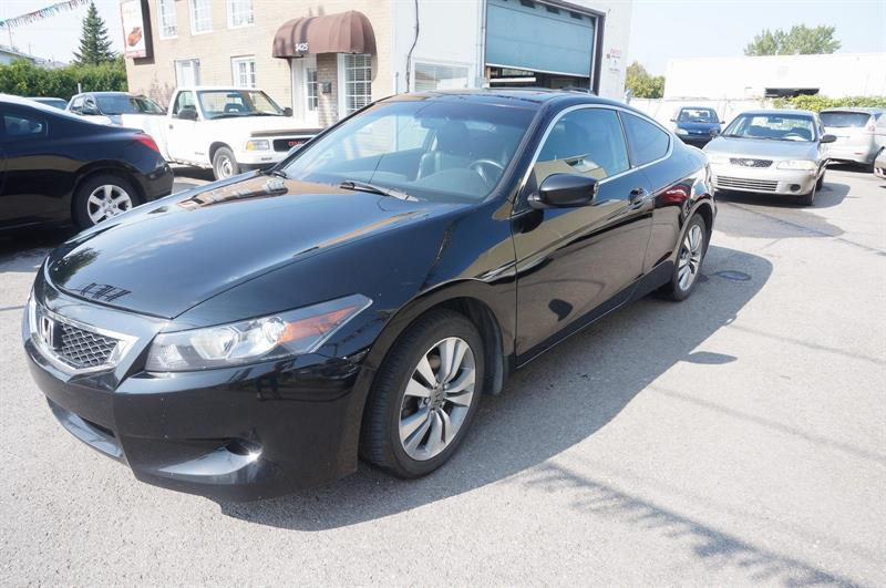 Honda Accord Cpe 2009 EX-L NEGOCIABLE #17-125