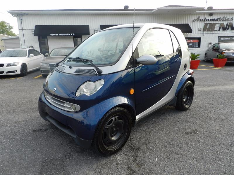 Smart fortwo 2005 pure DIESEL  #564