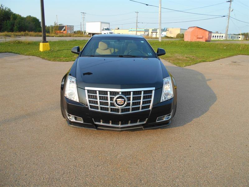 2012 Cadillac CTS Coupe Performance #M17-110A