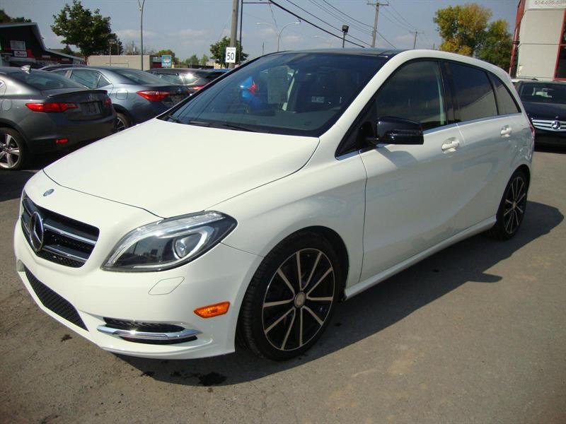 2013 Mercedes-Benz B250 SPORTS-PANO ROOF-BLUETOOTH-18