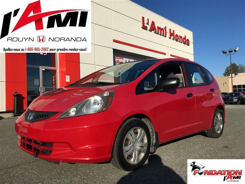 Honda FIT 2009 DX-A #18014A