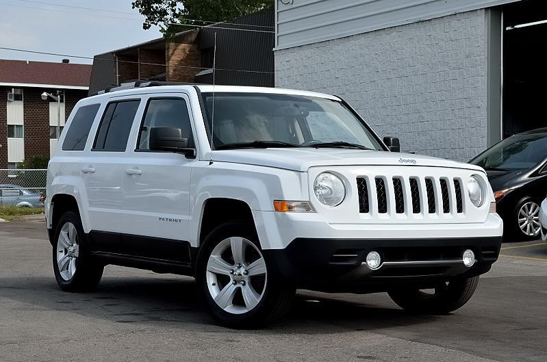 Jeep Patriot 2011 Limited #171405A