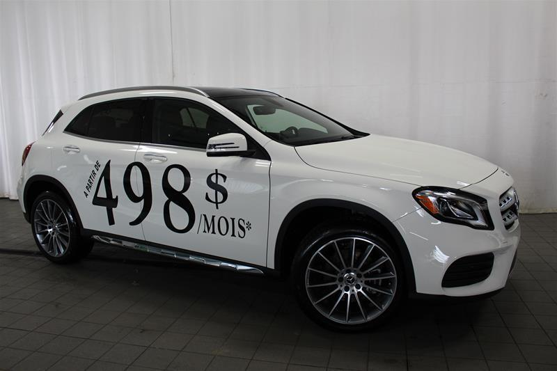 Mercedes-Benz GLA250 2018 4MATIC SUV #18-0103