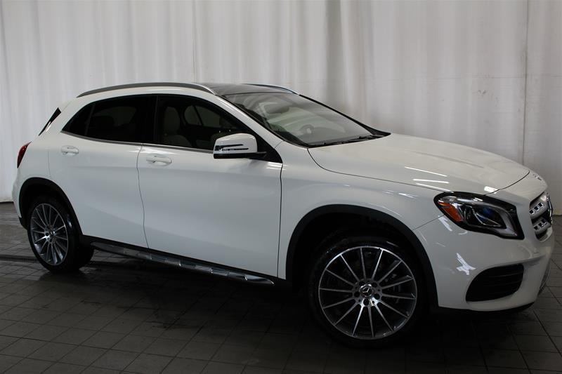 Mercedes-Benz GLA250 2018 4MATIC SUV #18-0131