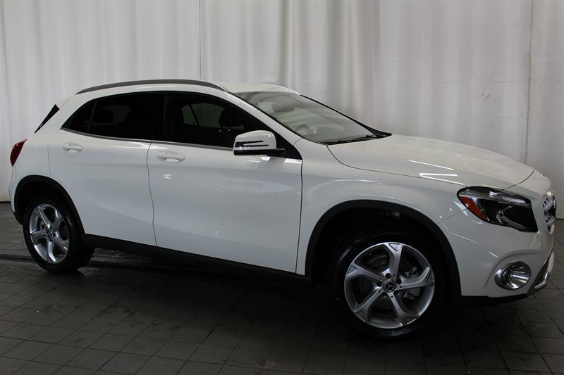 Mercedes-Benz GLA250 2018 4MATIC SUV #18-0158