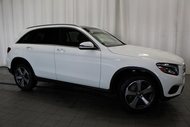 Mercedes-Benz GLC300 2018 4MATIC SUV #18-0159