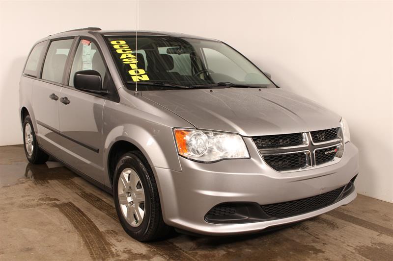 Dodge Grand Caravan 2013 7 Passager ** 80$ / Semaine ** #71112c