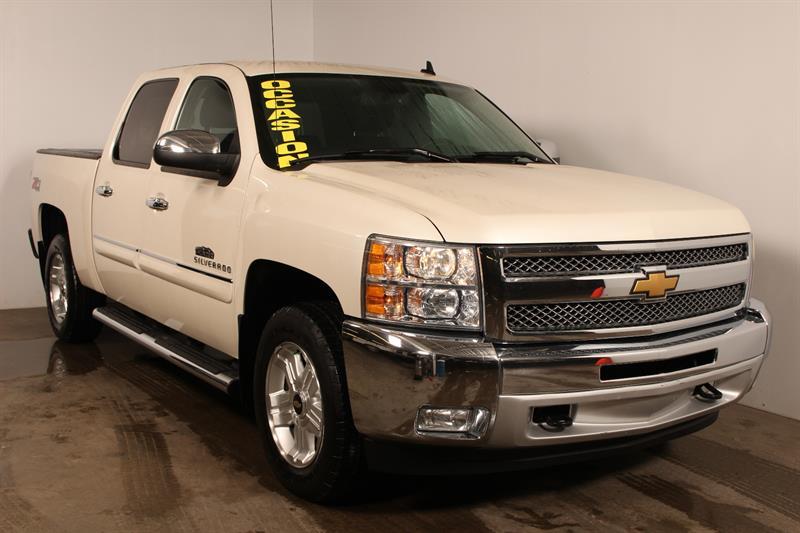 Chevrolet Silverado 1500 2013 CrewCab  LT ** Thunder ** #71745A