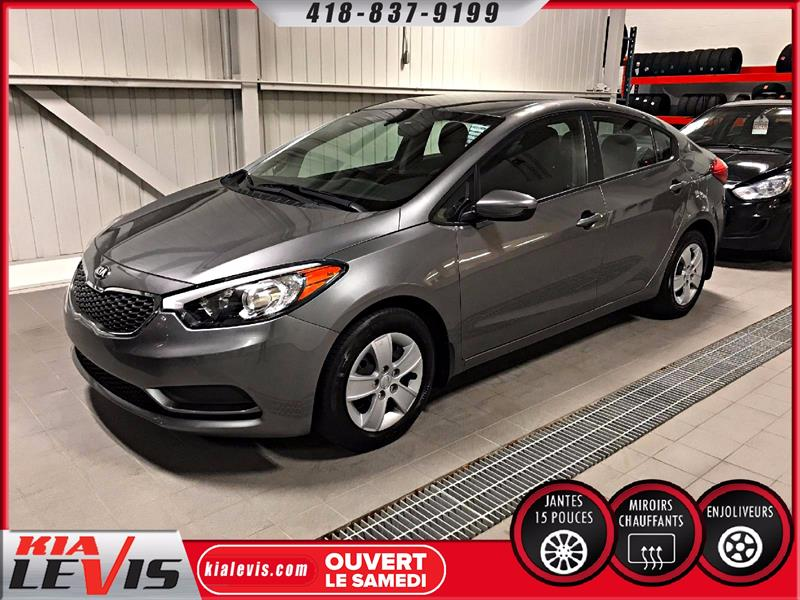 Kia Forte 2014 LX-AUTOMATIQUE-AIR #1192