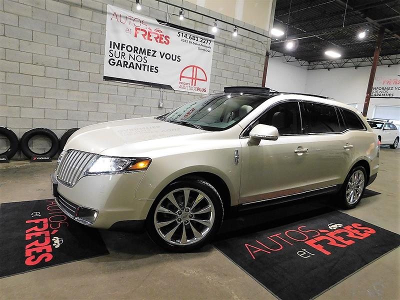 Lincoln MKT 2011 4dr Wgn 3.5L AWD #1879