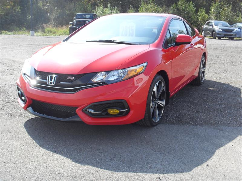Honda Civic Coupé 2015 2dr Man Si #H7738A