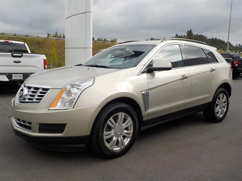 Cadillac SRX 2013 FWD 4dr Base #17654A